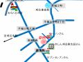 刈谷市スナックguessアクセスマップ