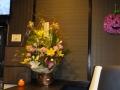 刈谷市のスナックguess店内(ハロウィン2014&開店2周年)1