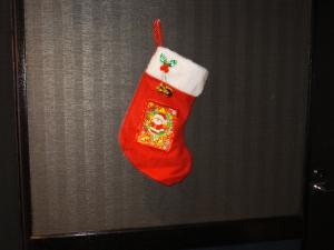 刈谷市スナックguessクリスマスソックス
