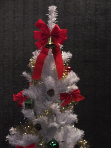 刈谷市スナックguessクリスマスツリー