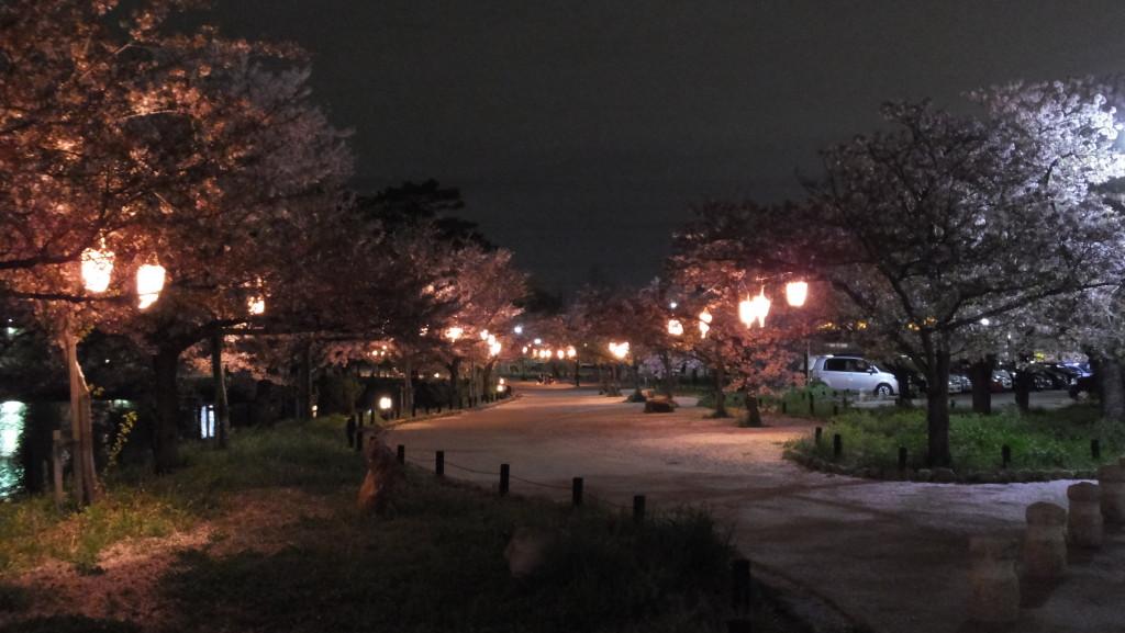 刈谷亀城公園さくらまつり410