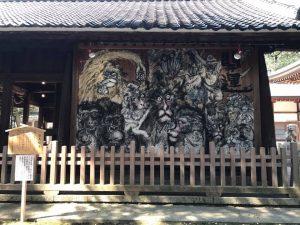 清須市の日吉神社