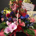 オープン5周年花